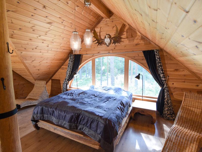 Angelreisen Schweden 7081-7082 Doppelbett am Fenster