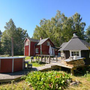 Angelreisen Schweden 7083 Ansicht komplett