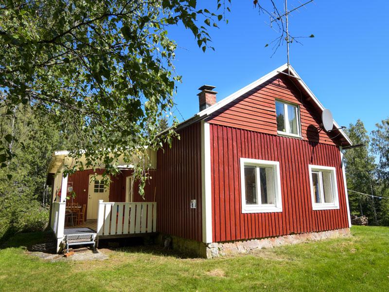 Angelreisen Schweden 7083 Ansicht seitlich