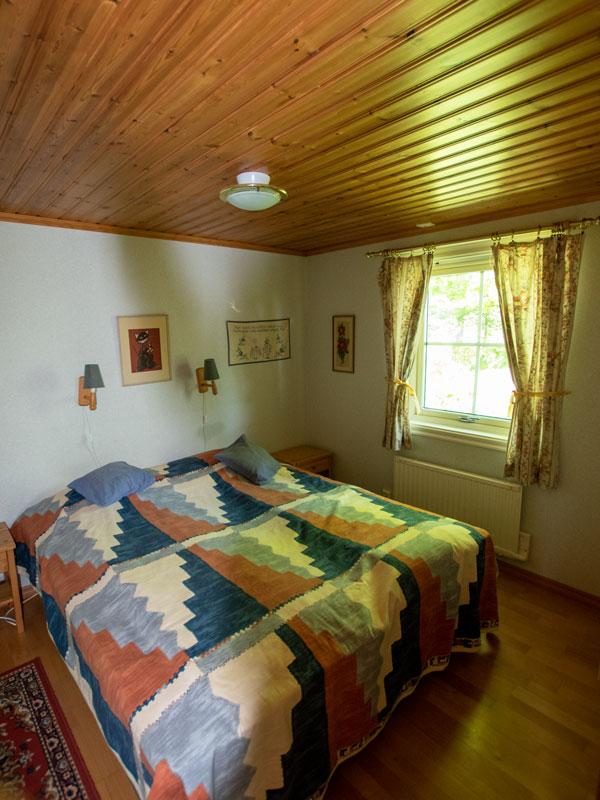 Angelreisen Schweden 7052-7053 Ferienhäuser Urshult Schlafen