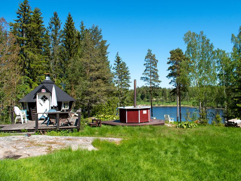 Angelreisen Schweden 7083_Grillplatz