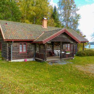 Angelreisen Schweden 7090 Snöan Haupthaus