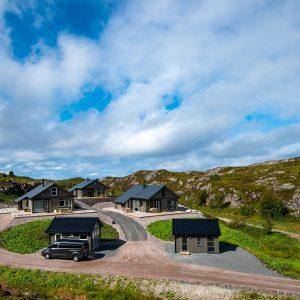 Angelreisen Norwegen 41961-41963 Gaupsundet Feriehytter Cottage Ansicht